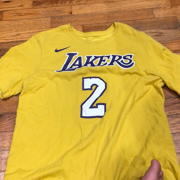 finest selection d5ef7 e9cce Men's large Lonzo ball Nike shirt